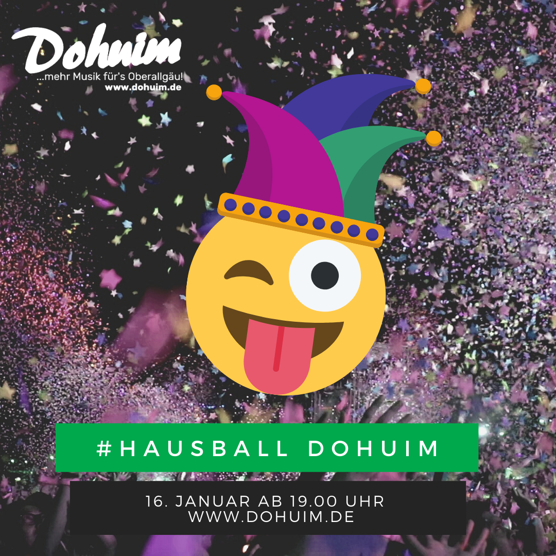 Unser Radio Dohuim Hausballl
